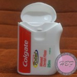 Colgate Total Waxed Dental Floss review