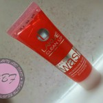 Lakme Clean up Face Wash Nourishing Glow review