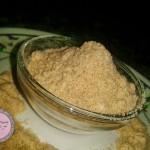 Homemade Bread Crumbs recipe