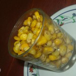 Buttered Corn | Corn in Cup