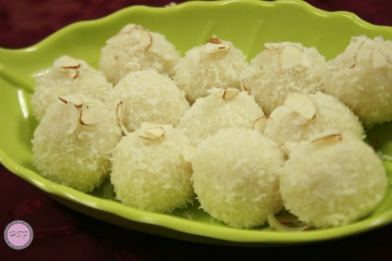 Instant-coconut-laddoo-recipe
