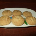 Nan Khatai | Eggless Whole Wheat Cookies