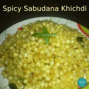 spicy-sabudana-khichdi