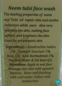 vedantika-herbals-neem-tusli-aloe-face-wash-review