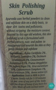 Vedantika-Herbals-Skin-Polishing-Scrub-review