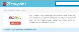 27-coupons-Ebay-Store