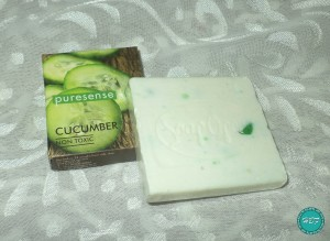 Puresense-Cucumber-Soap-Review