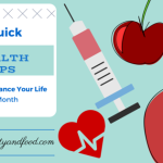 5 Quick Health Tips That Will Enhance Your Life In A Month