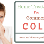 Simple Home Treatment For Common Cold