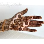 Some of my Favourite Mehendi Designs