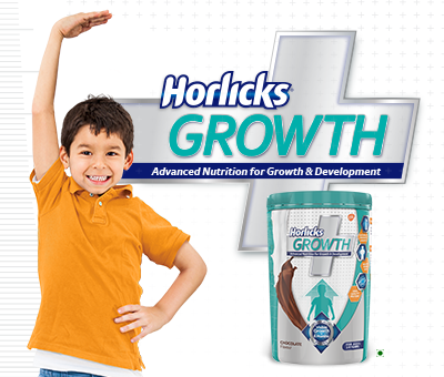 Horlicks-Growth+