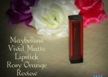 maybelline-vivid-matte-rosy-orange-review-swatches
